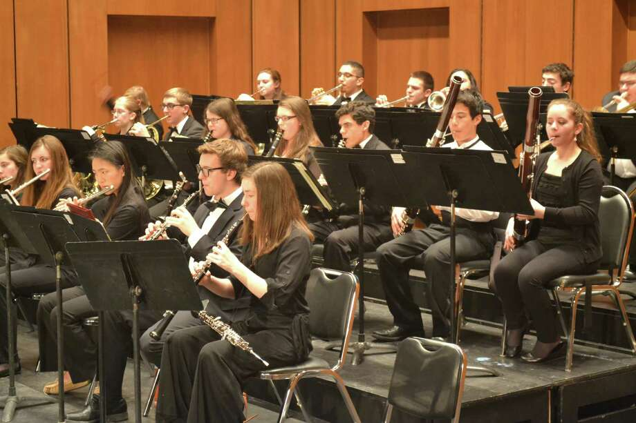 Members of the Greater Bridgeport Youth Orchestras will  present a free family concert on the Great Lawn of the Pequot Library, in Fairfield, on  Saturday afternoon, May 23. Photo: Contributed Photo / Connecticut Post Contributed