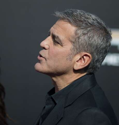 George Clooney will help say goodbye to David Letterman. Photo: DAVID MCNEW / David McNew / AFP / Getty Images / AFP