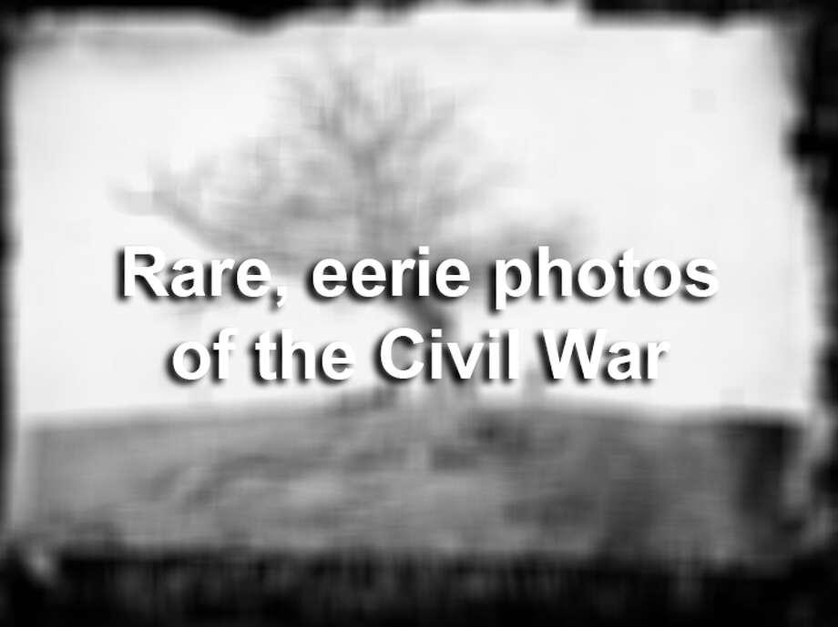 Rare, eerie photos of the Civil War: The Civil War through the lenses of Mathew Brady and Alexander Gardner. Photo: Alexander Gardner, Alexander Gardner/AP