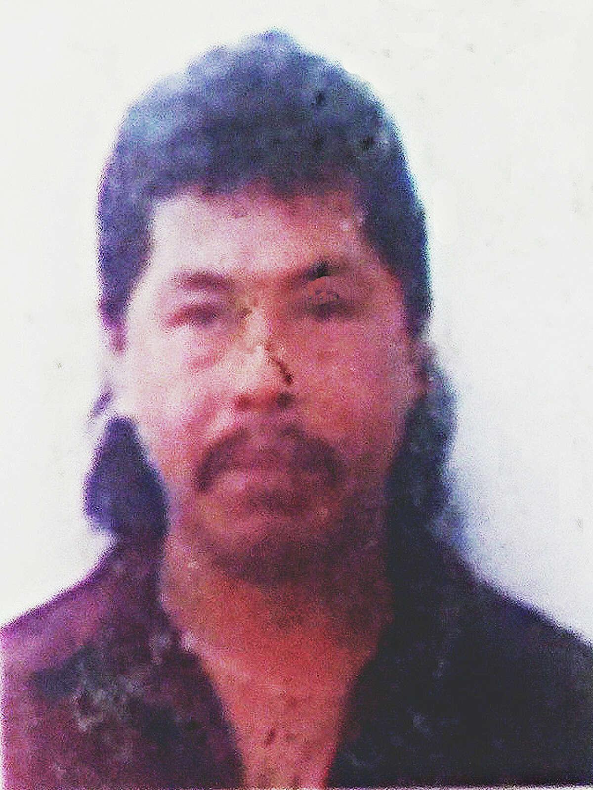 A photo of Pedro Sanchez Arellano from his driver's license.