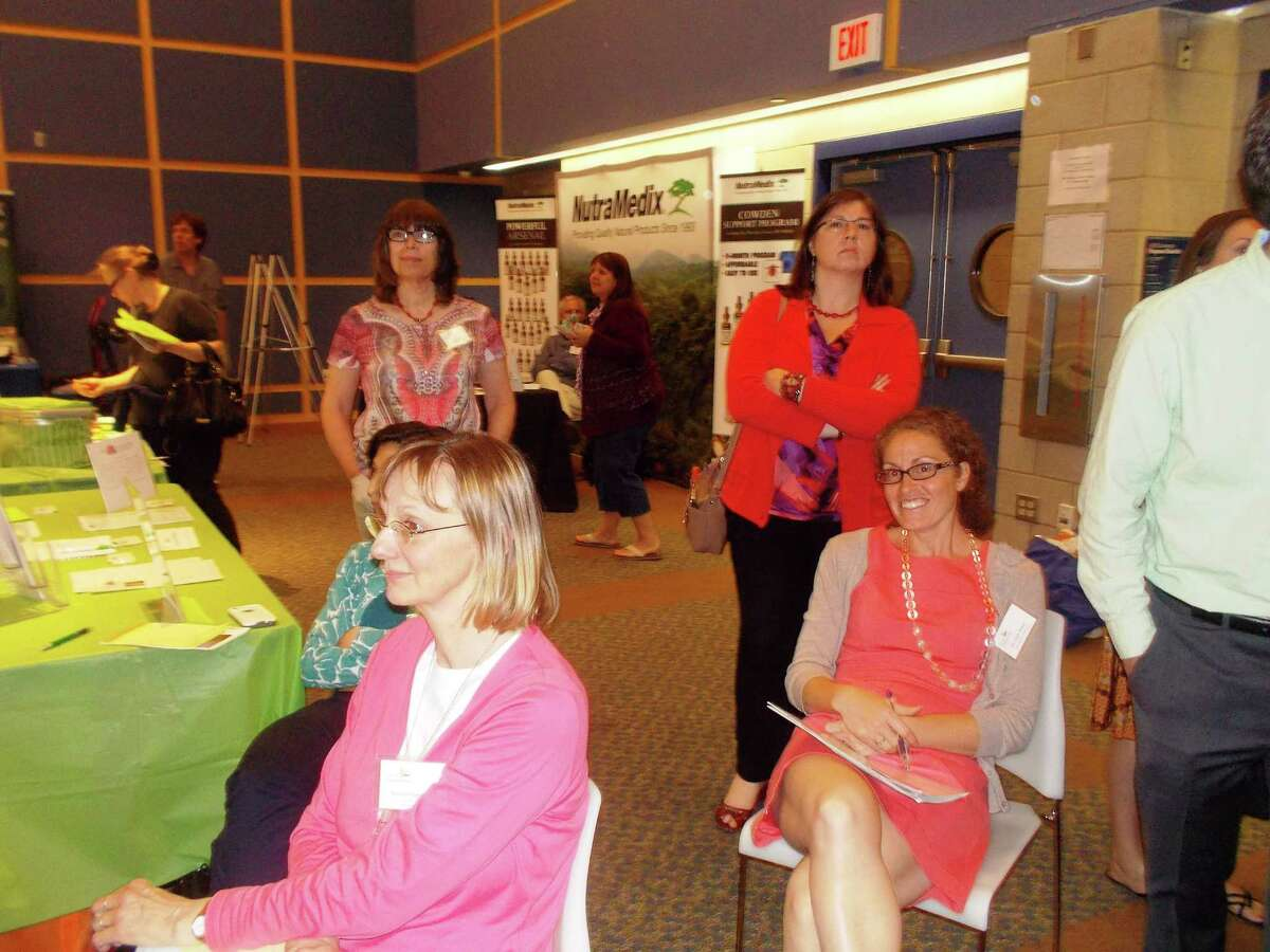 """""""Lyme Disease: Why Can't We Get Better? From Symptoms to Solutions,"""" the 9th Annual Patient Seminar & Health Fair was held May 12, 2015 at Western Connecticut State University's Westside Campus in Danbury."""