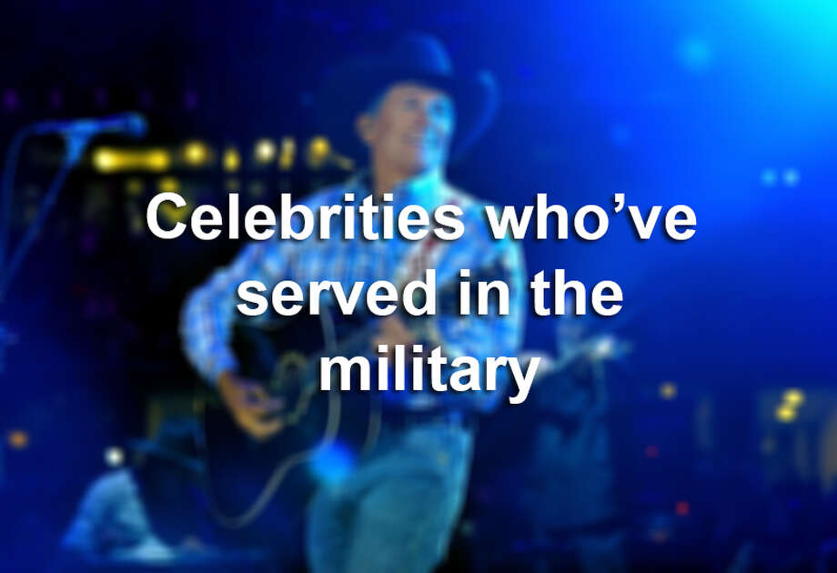 See which celebrities have served their country