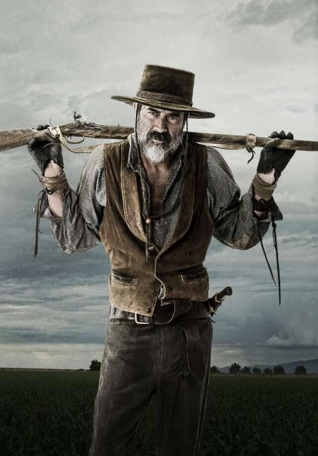 Jeffrey Dean Morgan plays Texas Ranger Deaf Smith. Photo: History