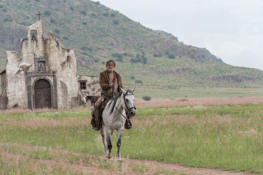 Ray Liotta plays Lorca. Photo: Photo Courtesy History