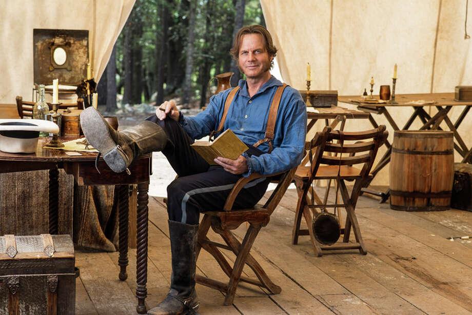 Bill Paxton as Sam Houston. Photo: PRASHANT GUPTA / Photo Courtesy History