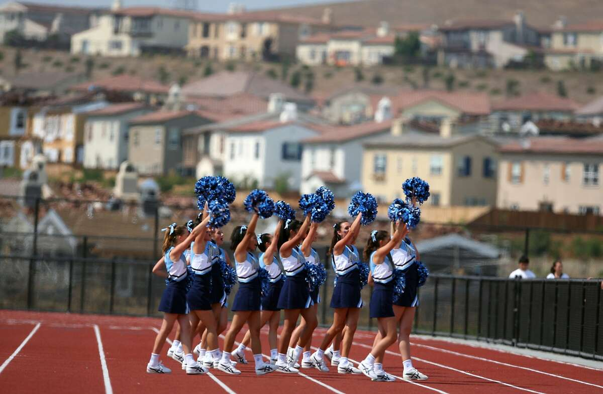 13. Dougherty Valley High School (San Ramon) State rank: 37 98 percent graduation rate