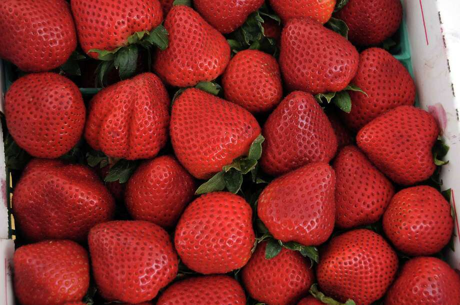Some foods that seem healthy were found to contain pesticide residue in a U.S. Department of Agriculture study. Click through this gallery to see them all.1) Strawberries Photo: Dave Rossman, Freelance / © 2014 Dave Rossman