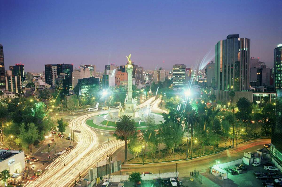 1. Mexico City.
