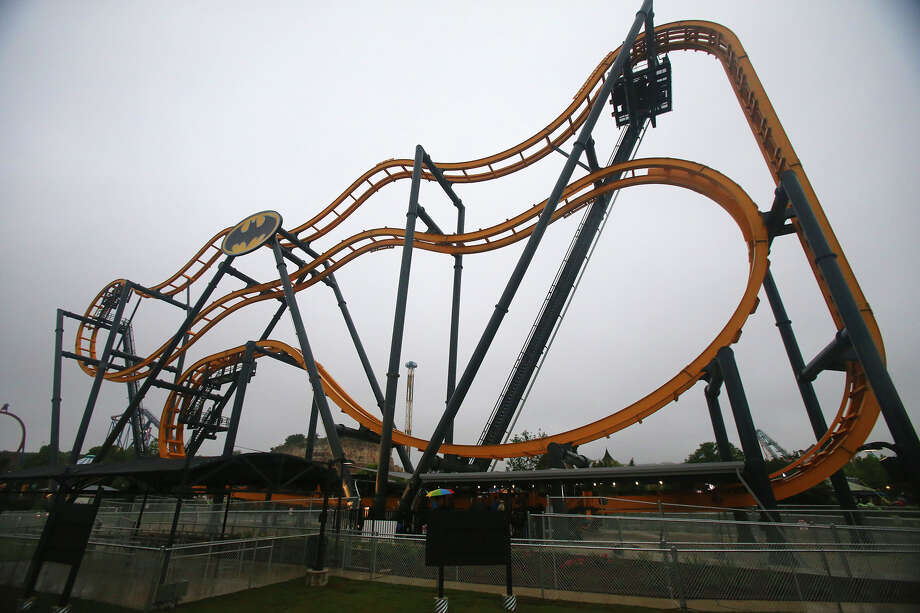 """The 21 most terrifying roller coasters in AmericaThe world's first 4-D coaster """"Batman: The Ride"""" will debut Memorial Day weekend at Six Flags Fiesta. It's one of three hotly anticipated coasters set to open in the state in 2015, but can these beasts compete with America's scariest thrill rides? Take a look at what the U.S. already has to offer.Source: FindTheBest / WanderBat Photo: John Davenport /San Antonio Express-News / ©San Antonio Express-News/John Davenport"""
