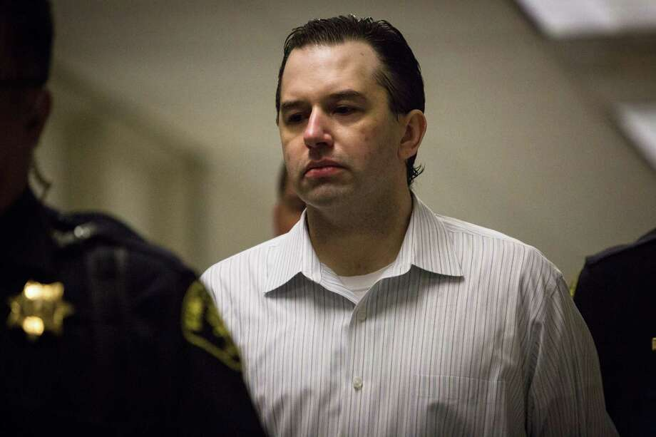 Joseph McEnroe, pictured on May 13. Convicted of killing six members of his girlfriend's family, he was sentenced Wednesday to life in prison. Photo: DANIELLA BECCARIA, SEATTLEPI.COM / SEATTLEPI.COM