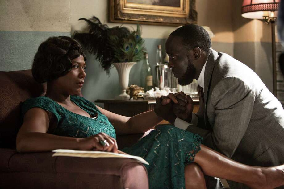 Queen Latifah plays Bessie Smith, with Michael Kenneth Williams as her husband, a security guard named Jack Gee. Photo: Frank Masi / Associated Press / HBO