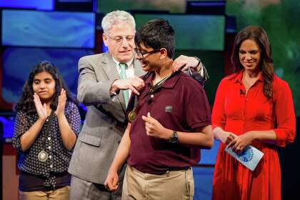 Potpourri: Timely challenge boosts winner of Geographic Bee