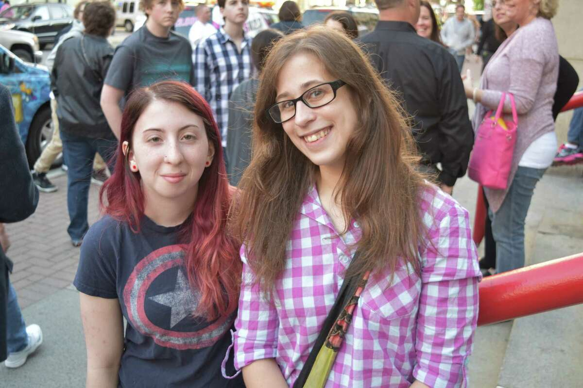 Were you Seen at the Ed Sheeran concert at the Times Union Center in Albany on Wednesday, May 13, 2015?
