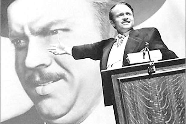 """Citizen Kane,"" Orson Welles' classic about the American dream turned toxic."