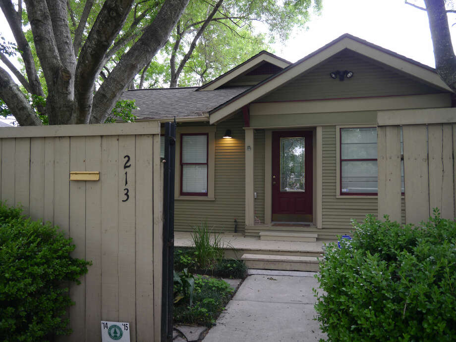 For a $150 application fee, anyone can submit a short essay about why you should own this home in the Heights. In June, the owners will select a winner.