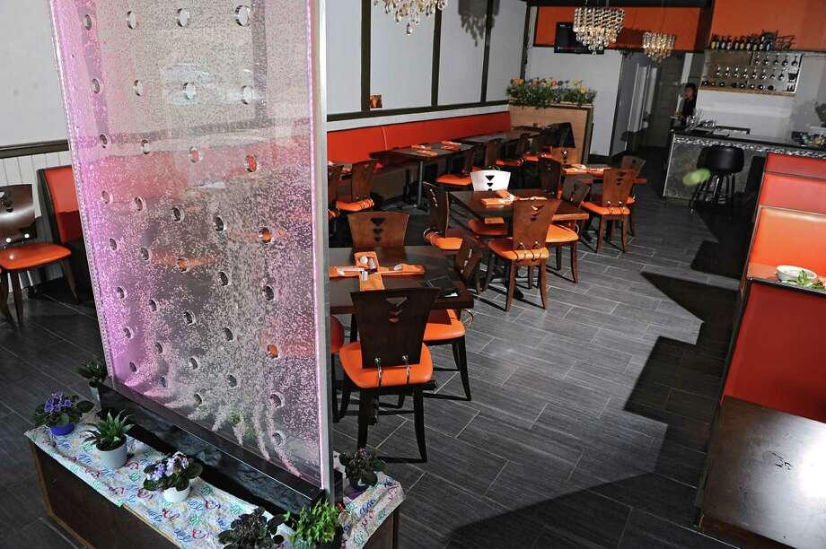 Interior of Saigon Pearl restaurant on Friday, May 8, 2015 in Albany, N.Y. (Lori Van Buren / Times Union) Photo: Lori Van Buren / 00031766A