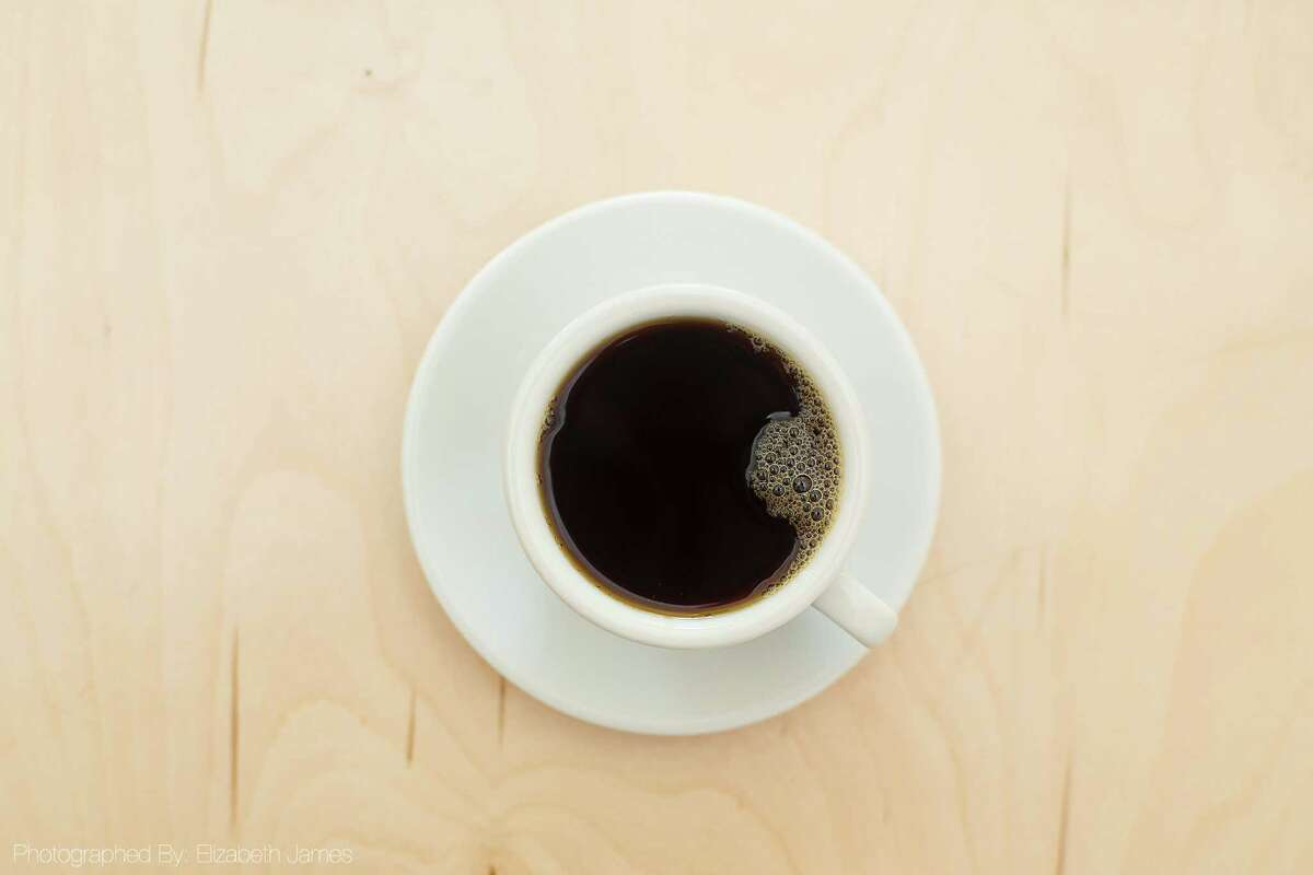 A cup of coffee from The Brown Coffee Co.