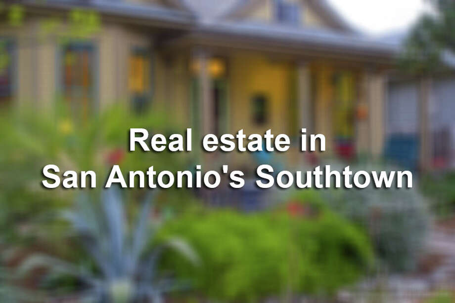 Here lately, Southtown has been all the rage. Its historic feel, mixed with modern features, appeals to both the younger and older crowd.Click through the slideshow to see 10 fun, lavish properties currently for sale in the Alamo City's Southtown. Photo: File