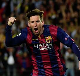 Will there be a Lionel Messi sighting at Levi's Stadium this summer? FC Barcelona plays Manchester United on July 25.