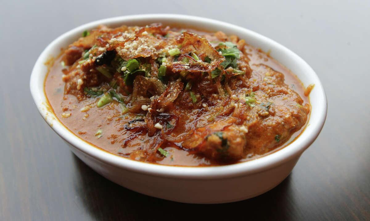Hyderabadi murg masala at Biryani Pot