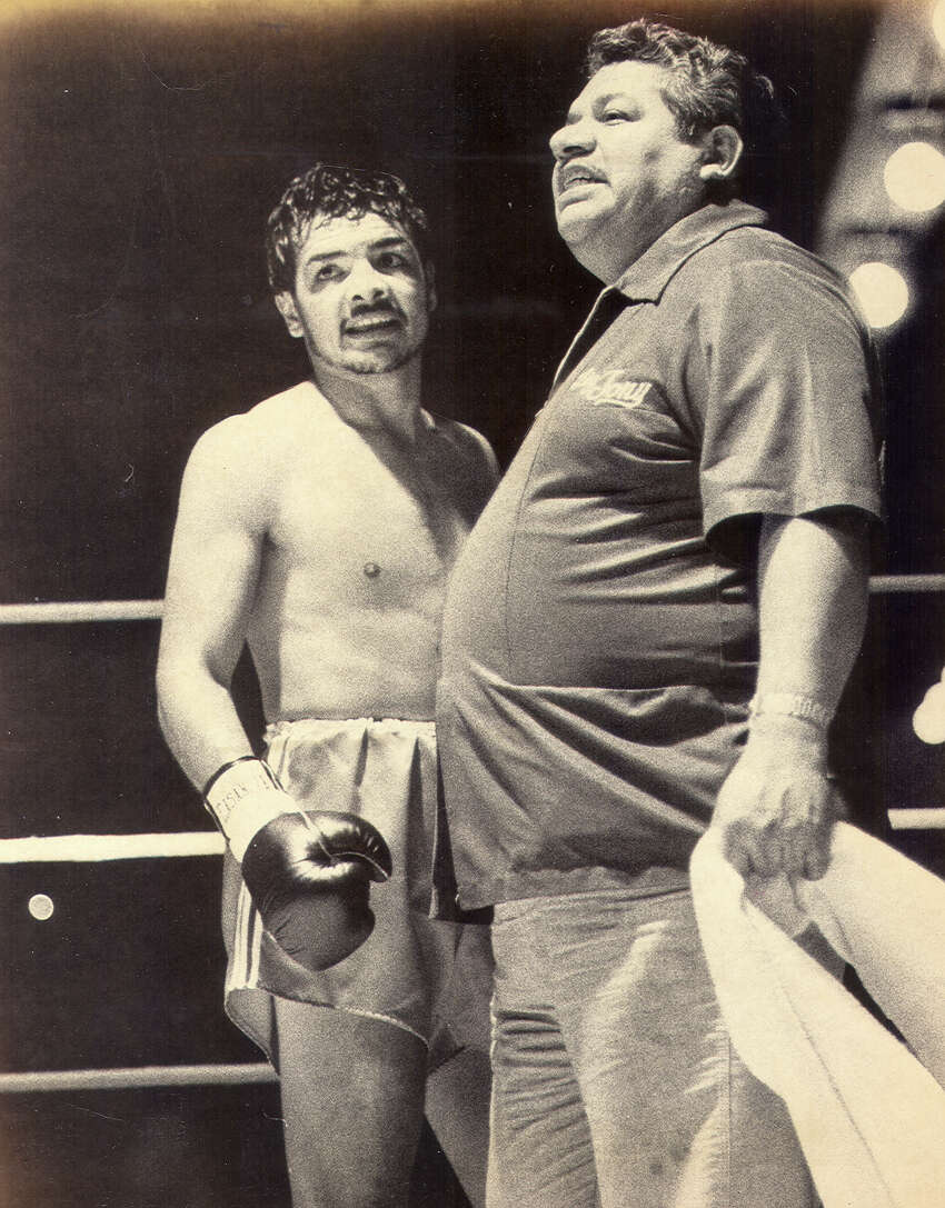 Funeral service for notable San Antonio boxing trainer Tony Ayala Sr. were held Wednesday. Ayala died April 10 at the age of 78, after a long illness.Tony Ayala, Sr. with Sammy Ayala in a 1982 fight.