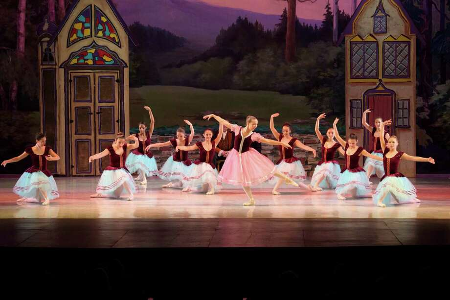 Stamford Ballet's annual spring performance is set for the Palace Theatre in Stamford on May 29. Photo: Contributed Photo / Connecticut Post Contributed