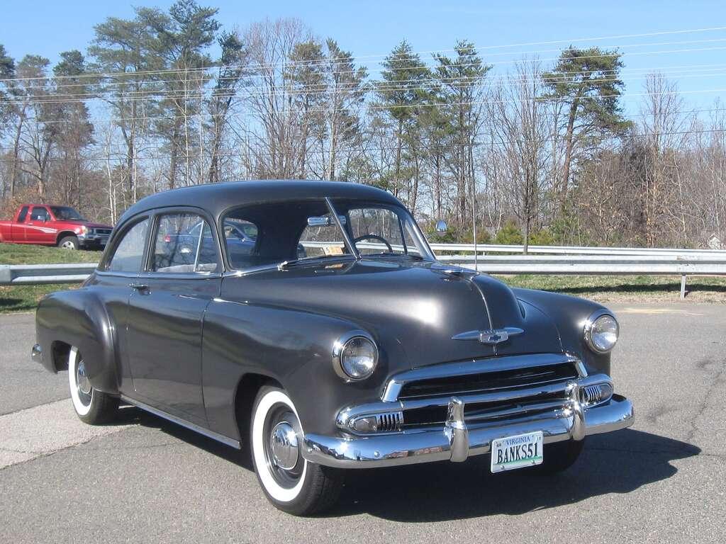 1951 Chevrolet Special brings fond childhood memories - Houston ...
