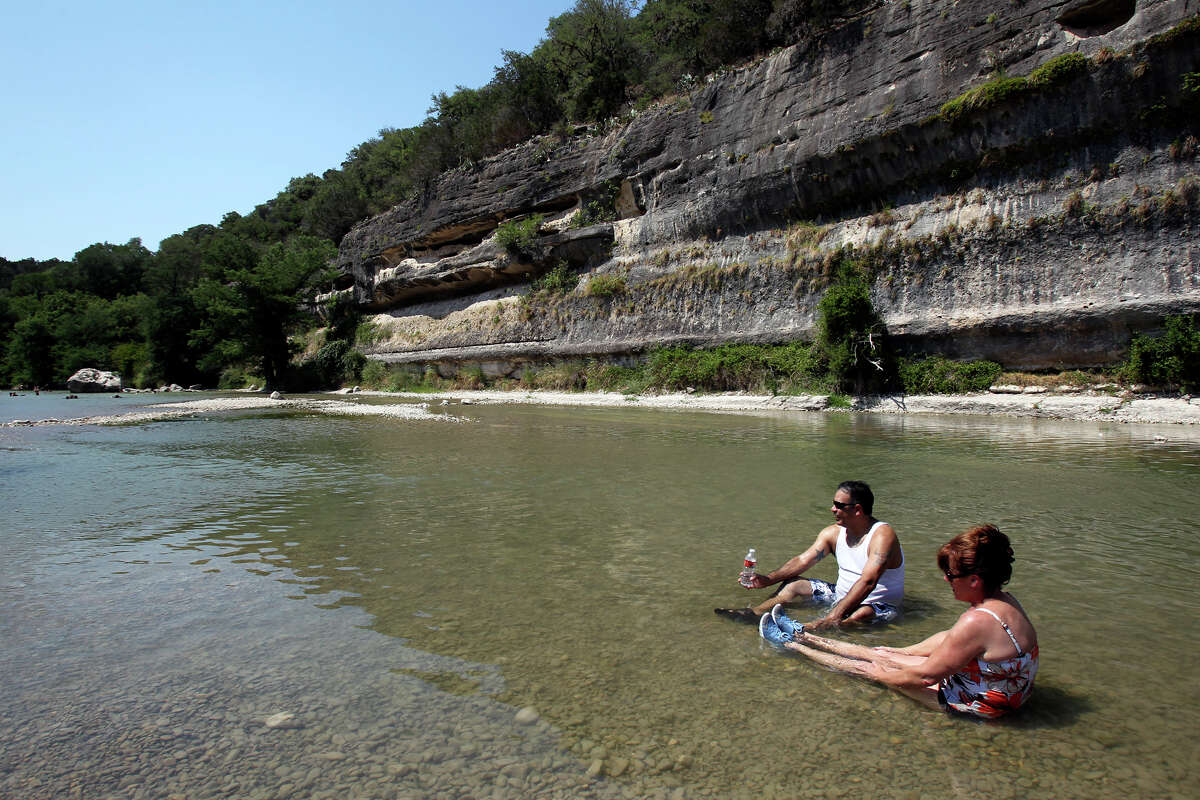 Guadalupe River State Park Spring BranchAvailability: Zero campsites available between March 15-18