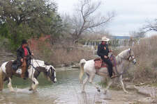 The Hill Country State Natural Area Partners host a trail ride through the Hill Country annually around Spring Break.
