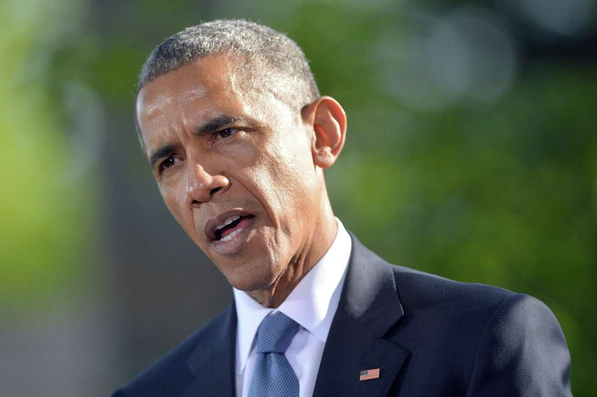 President Barack Obama says many of the concerns are true of pacts reached before he took office.