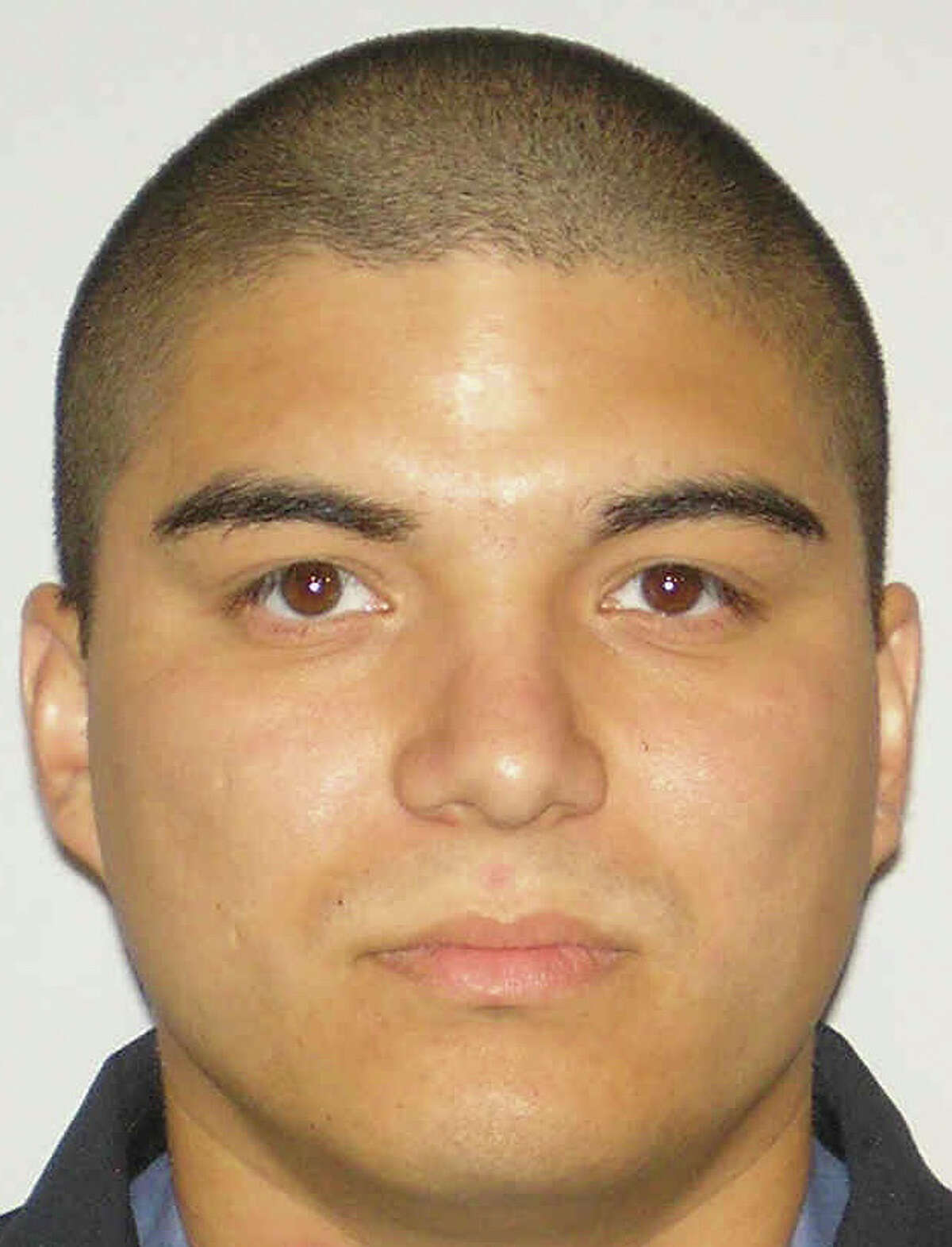 Officer David Nieto is a three-year veteran of the police force.