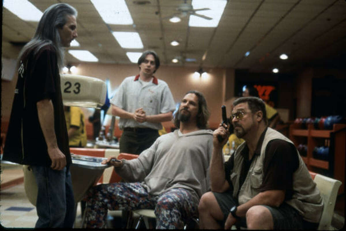 Much of the movie centers around life at the bowling alley, as the organizers of Houston's Lebowski Bash are quick to acknowledge