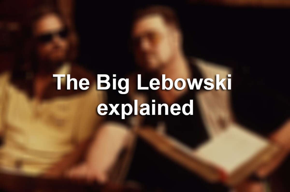 What's the big deal with the Big Lebowski
