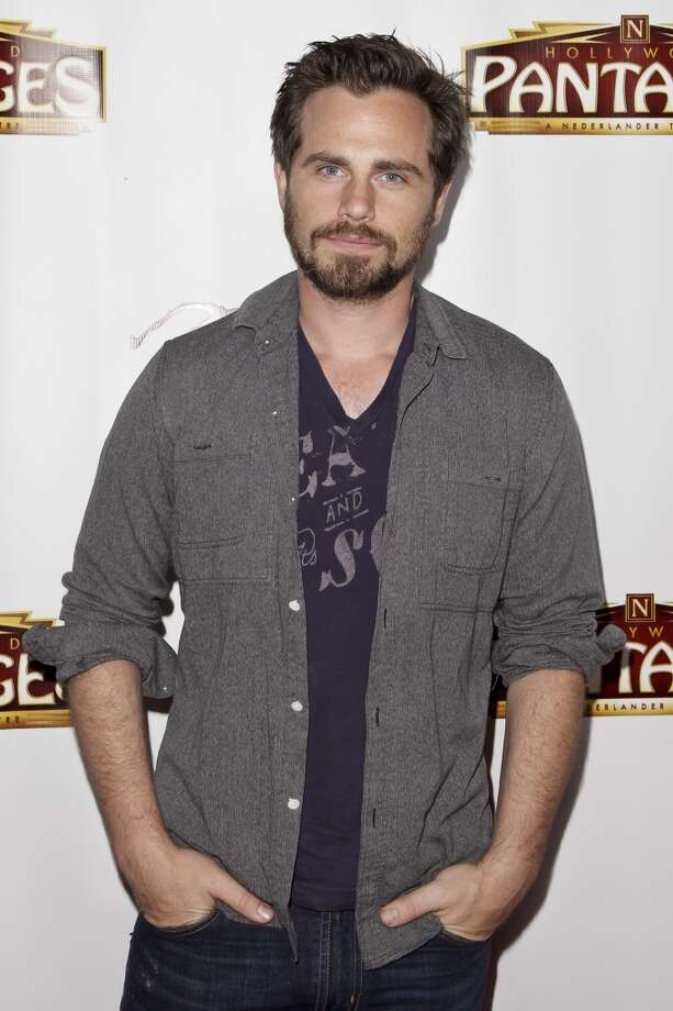 "30. Rider Strong, a former child actor, is best known for his role on ""Boy Meets World."" Photo: Tibrina Hobson, Getty Images"