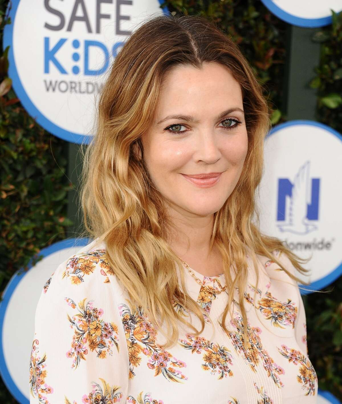Drew Barrymore in 2015, now a mom, producer and businessperson, as well as actress.