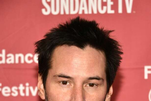 Keanu Reeves in 2015.