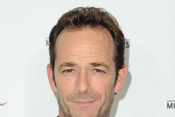 Luke Perry in 2014.