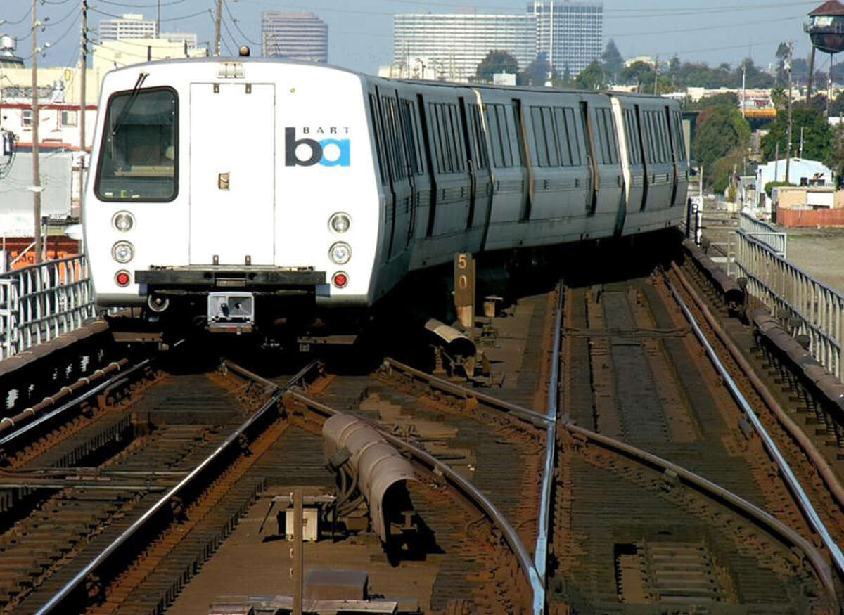 You have been waiting for that BART extension your whole life (still waiting).