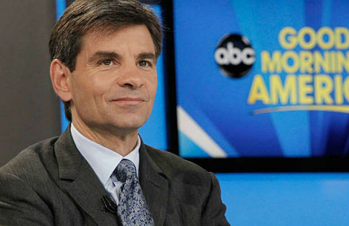 George Stephanopoulos announced Monday that he has tested positive for COVID-19.