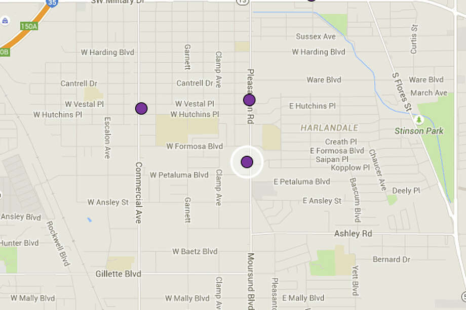San Antonio Restaurant Inspections May 15 2015 San