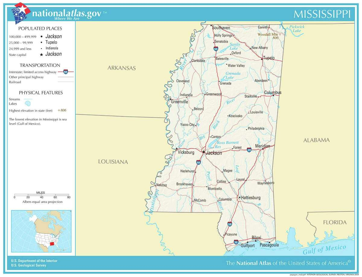 Mississippi Students dealt corporal punishment in 2011-2012 school year: 31,236 Percent of white students dealt corporal punishment: 4.75 percent Percent of black students dealt corporal punishment: 8.06 percent Data from: Brookings Institute and U.S. Office of Civil Rights Map credit: United States Geological Survey