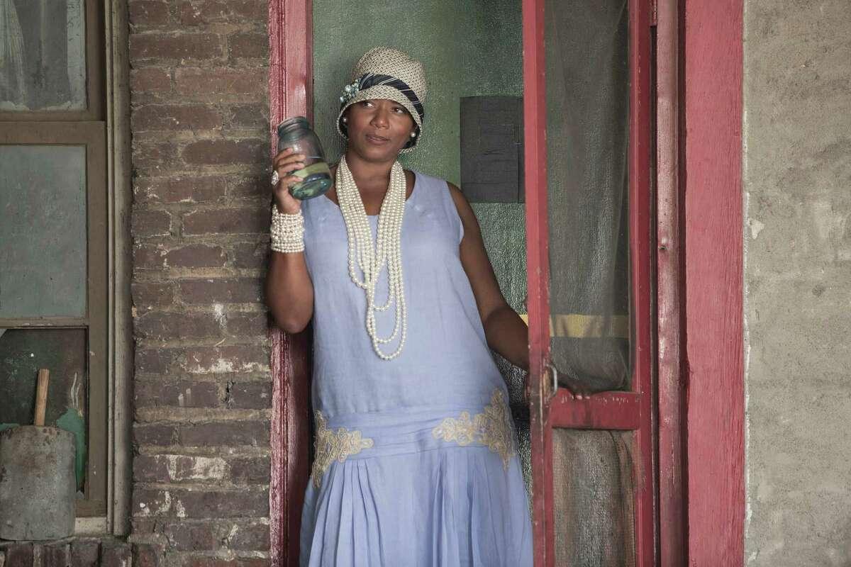 Queen Latifah portrays blues singer Bessie Smith in