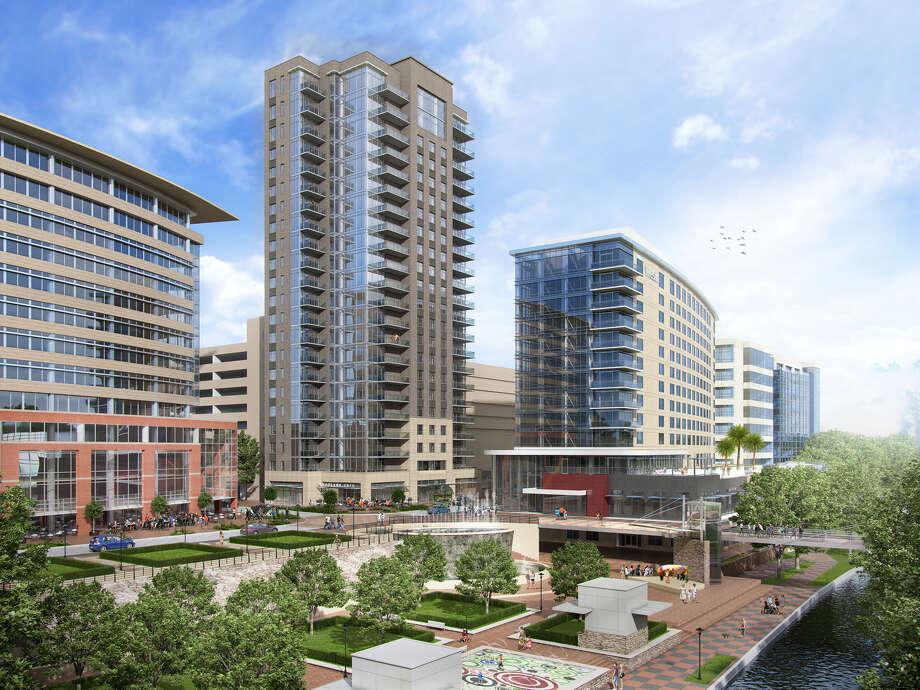 The Treviso at Waterway Square could open in the fall of 2017. Photo: Bogza