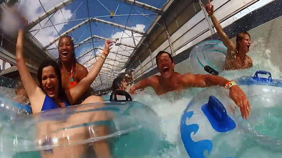 TICKET PRICES FOR TEXAS AMUSEMENT PARKSNow is the time to cool off at Texas water parks. Where should you go?>> See the online admission prices, parking rates and rules for food at state water parks ... Photo: Schlitterbahn