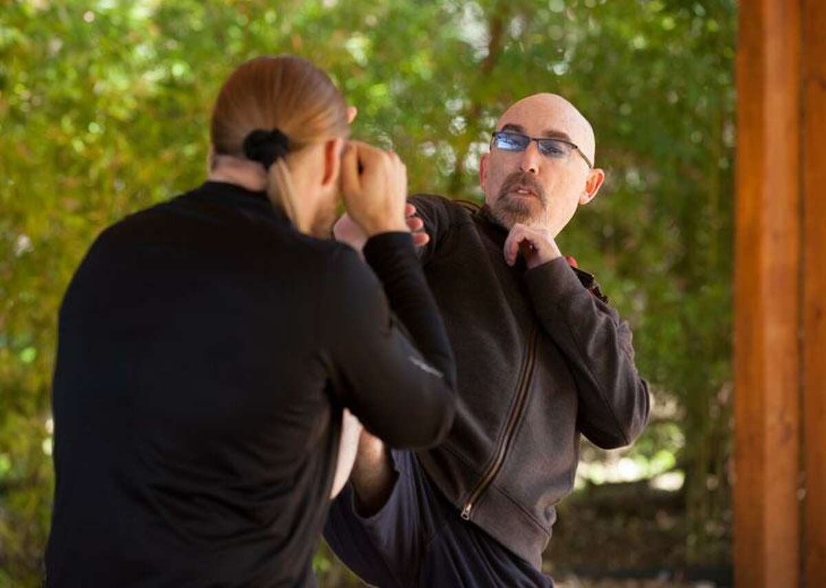Oscar nominee Jackie Earle Haley called on his friend/trainer Jason Echols when he needed to prepare for two physical roles in 'Watchmen' and 'Robocop.' May, 2015