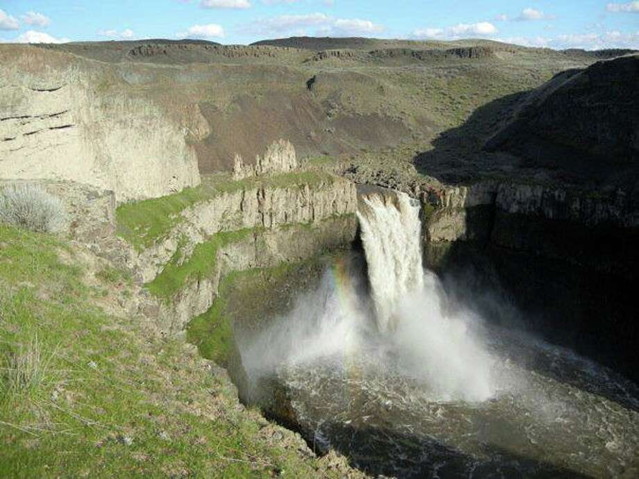 Palouse Falls, Washington's official state waterfall. Photo: Amy Veneziano