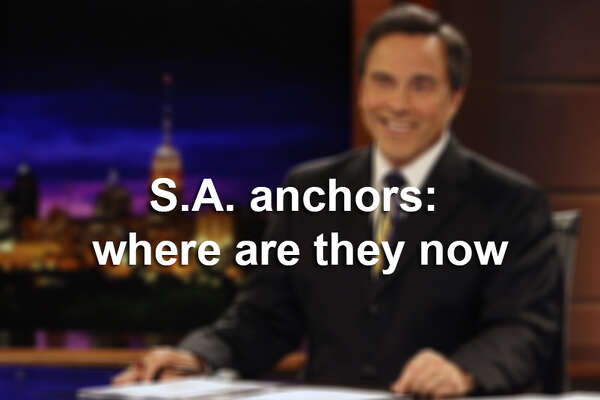 See where past San Antonio anchors are now