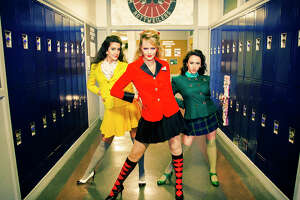 """Heathers' Jessica Quarles didn't see musical coming with mean girls - Photo"