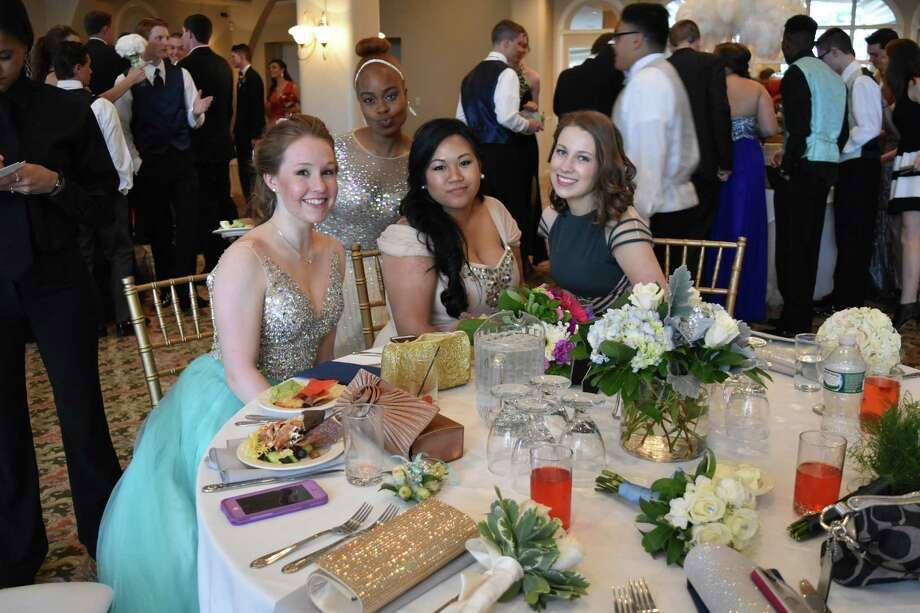 Were you Seen at the Notre Dame-Bishop Gibbons High School Prom at Birch Hill in Castleton-on-Hudson on Friday, May 15, 2015? Photo: Madeline St. Amour