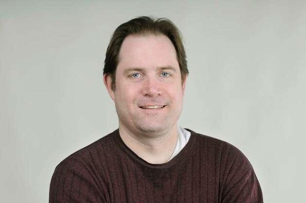 Mark Singelais column sig Thursday Feb. 21, 2013. (Will Waldron /Times Union) Photo: Will Waldron